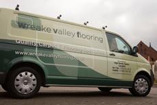 wreake valley flooring van